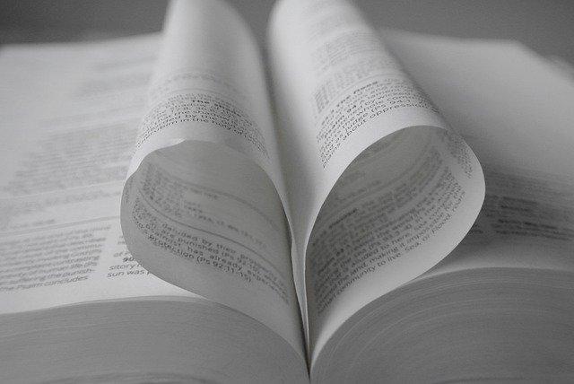 Biblia con corazon